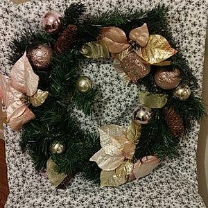 Other - Cute handmade wreath